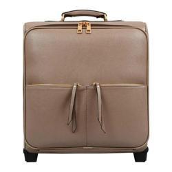 Mellow World Dayna Carry-On Upright Suitcase Large Mocha