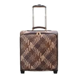 Women's Mellow World Firework Carry-On Upright Suitcase Large Camel