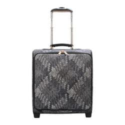 Women's Mellow World Firework Carry-On Upright Suitcase Large Grey