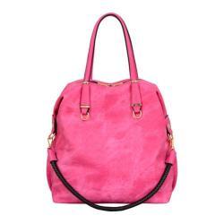 Women's Mellow World Grace Shoulder Bag Medium Fuchsia