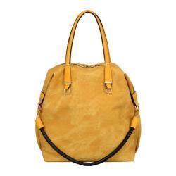 Women's Mellow World Grace Shoulder Bag Medium Mustard