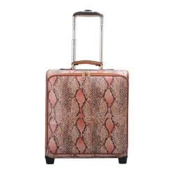 Women's Mellow World Rogue Carry-On Upright Suitcase Large Salmon
