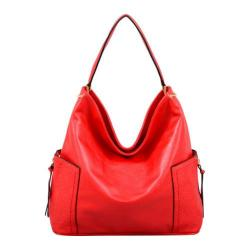Women's Mellow World Ryder Slouchy Hobo Medium Red