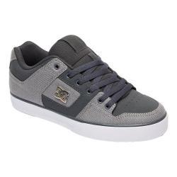 Men's DC Shoes Pure TX LE Skate Shoe Grey