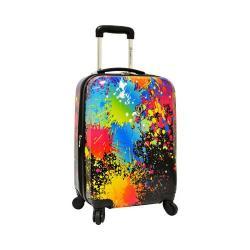 Traveler's Choice Paint Splatter 29in Hardside Expandable Luggage Paint Splatter