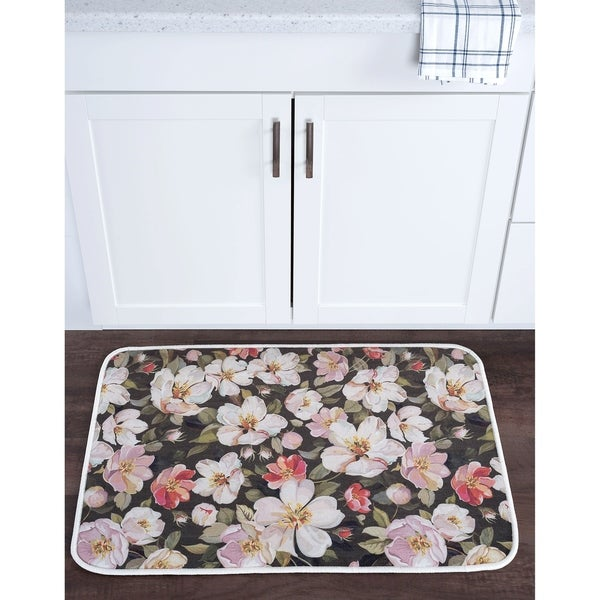 Alise Lexi Home Transitional Non-Slip Comfort Mat (2' x 3') - 2' x 3'
