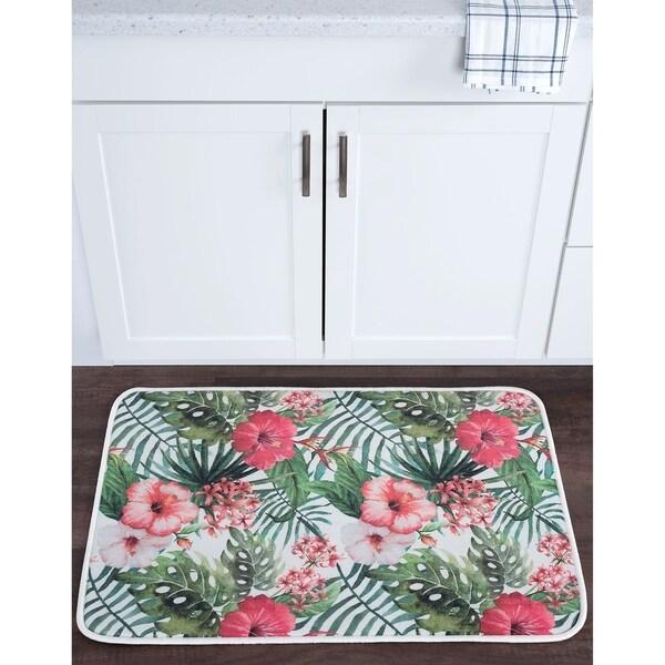 Alise Lexi Home Transitional Non-Slip Comfort Mat - 2' x 3'