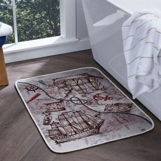 Alise Lexi Home Novelty Non-Slip Comfort Mat - 2' x 3'