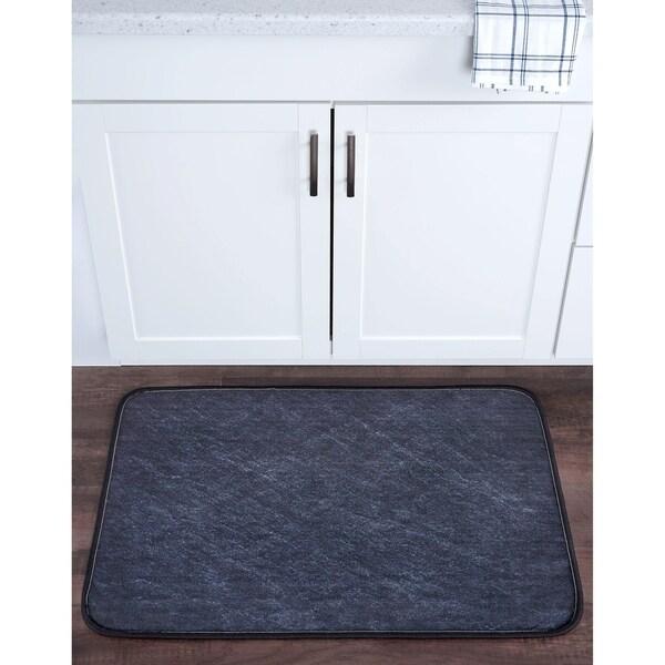 Alise Lexi Home Transitional Non-Slip Comfort Mat (2' x 3') - 2' x 3'