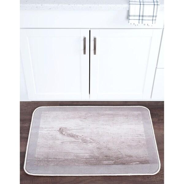 Alise Lexi Home Contemporary Non-Slip Comfort Mat (20''x 30'') - 1'8 x 2'6