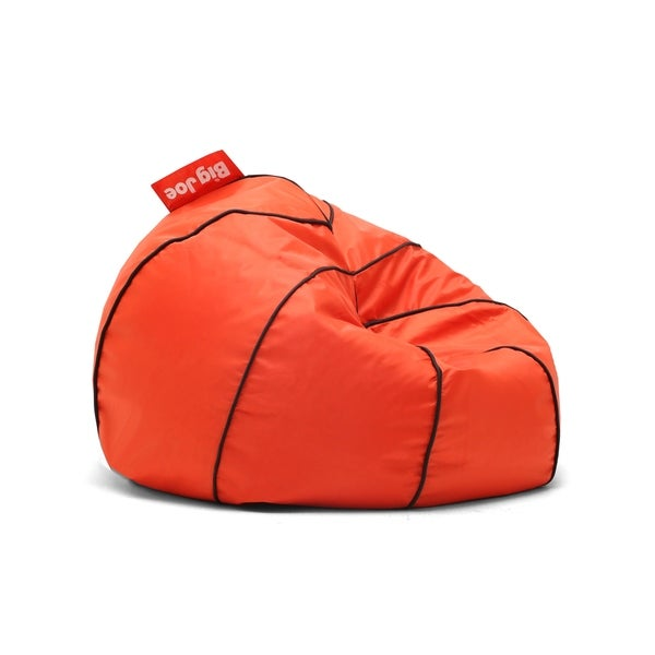 Shop Big Joe Basketball Bean Bag Chair Free Shipping