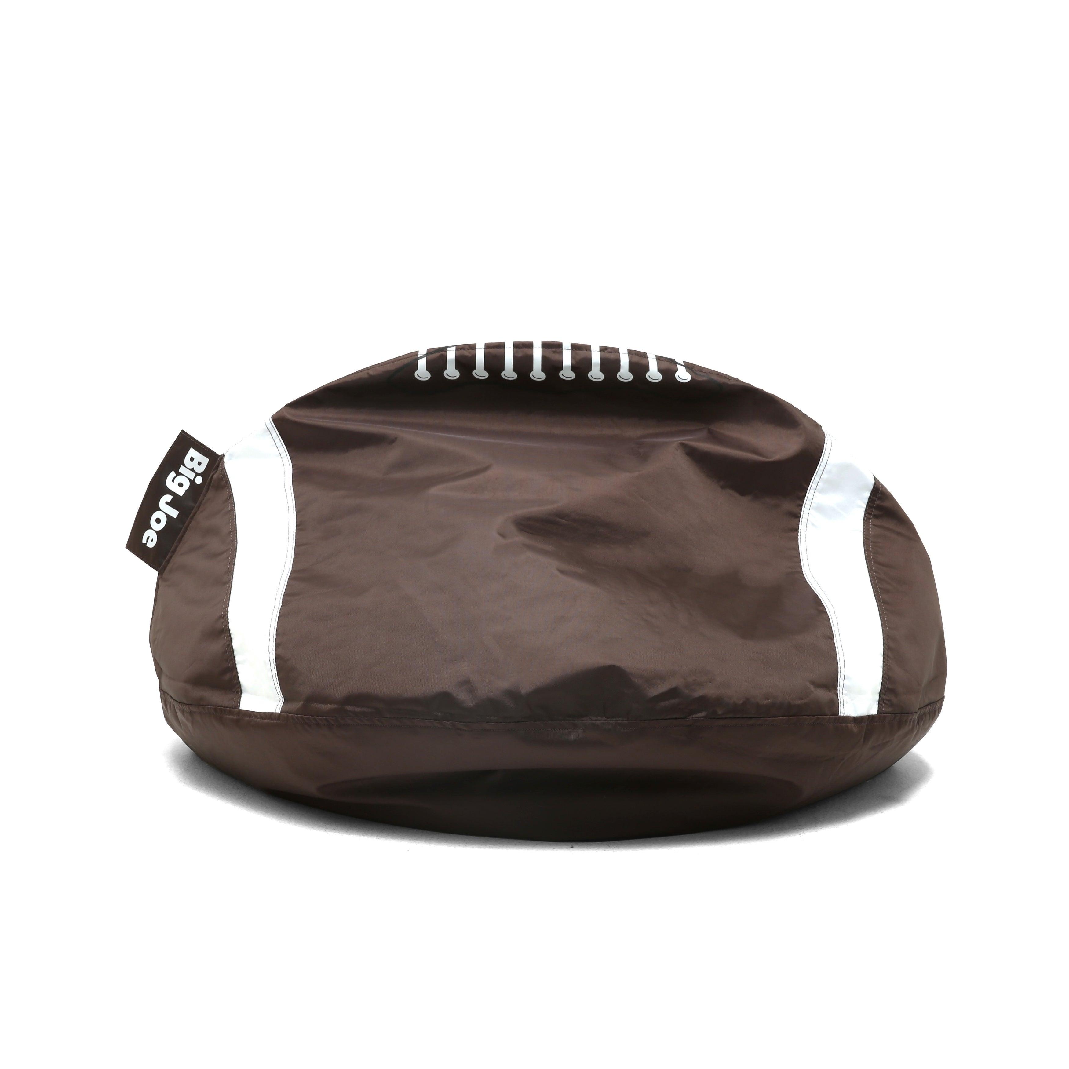 Marvelous Big Joe Football Bean Bag Chair Ibusinesslaw Wood Chair Design Ideas Ibusinesslaworg