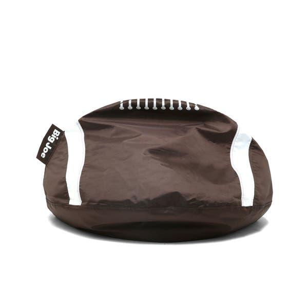 Groovy Big Joe Football Bean Bag Chair Alphanode Cool Chair Designs And Ideas Alphanodeonline