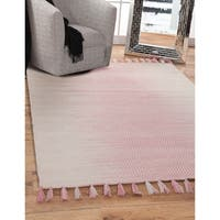 Lucy Pink/Ivory Area Rug by Greyson Living - 8' x 10'
