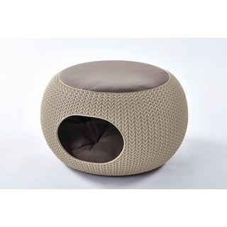 Keter KNIT Cozy Pet Home for Cats and Small Dogs (2 options available)