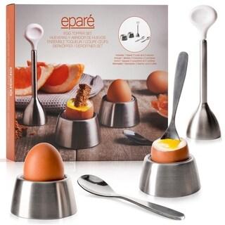 Eparé Egg Cracker Topper Set 2.0