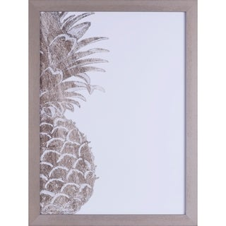 22.75X30.75 Pineapple File V, framed paper art