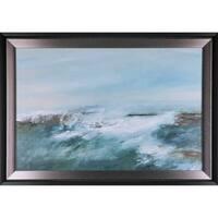 29.25X41.25 Storm Watching, Framed paper wall art