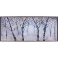 21.60X51.60 Autumn Rhythm, Framed acrylic canvas wall art