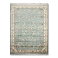 Global Glam Persian Wool Traditional Hand-knotted Area Rug - 6' x 9'