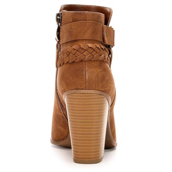 Shop Limelight Womens Jenelle High Heel Western Ankle Boots