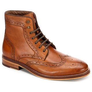 Restoration Mens Jaggar Wingtip Lace Up Boots|https://ak1.ostkcdn.com/images/products/18702176/P24791901.jpg?impolicy=medium
