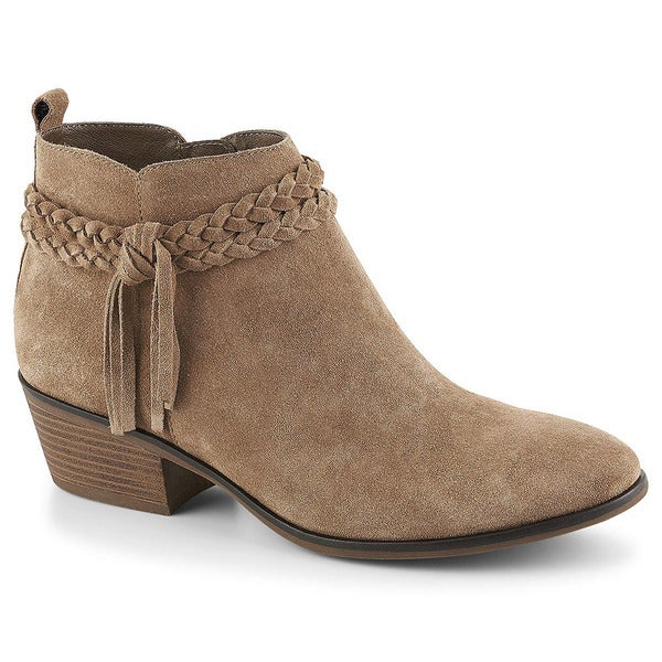 793e8ed5646c6 Shop Michael By Michael Shannon Womens Mallory Ankle Booties - Free ...