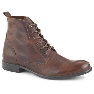 Jeffrey Tyler Mens Neville Lace Up Ankle Boots