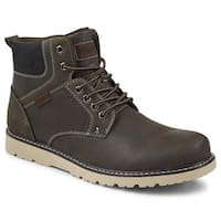 Highland Creek Mens Denver Lace Up Hiking Boots