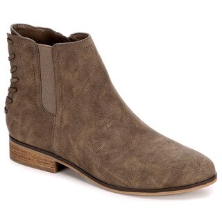 Limelight Womens Dylan Low Heel Chelsea Ankle Boots
