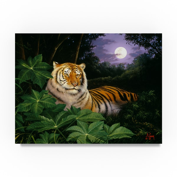 Shop Anthony Casay Tigers Canvas Art On Sale Free