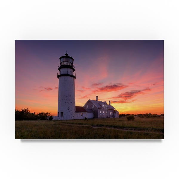 Best Place To Stay On Cape Cod: Shop Michael Blanchette Photography 'Cape Cod Sunset