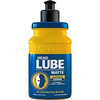 HeadBlade HeadLube Matte 5-ounce Moisture Lotion