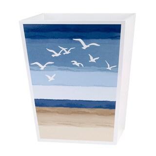 Seagulls Waste Basket