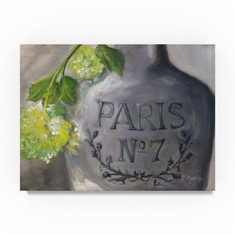 Marnie Bourque 'Vase Paris' Canvas Art