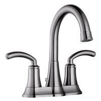 """Two Handle 4"""" Center Set Lavatory Faucet"""