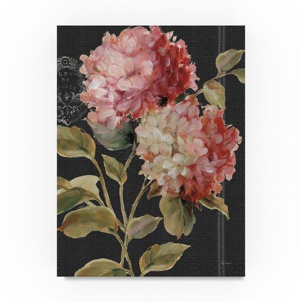 Shop Lisa Audit Harmonious Hydrangeas Canvas Art On