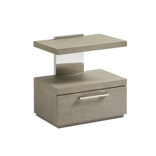 Axis Symmetry 1-drawer Nightstand