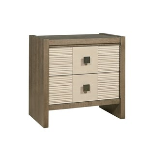Synchronicity Horizon and Morning Light 2-drawer Nightstand