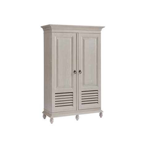 Buy Off White Armoires Amp Wardrobe Closets Online At
