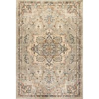 "Lea Light Grey Area Rug - 9'2"" x 12'10"""