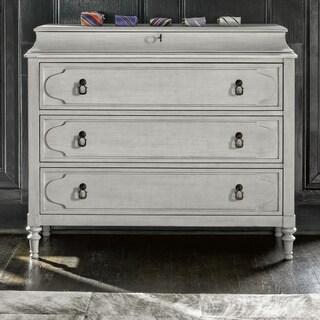 Universal Furniture Postsript Oak Linen 4-drawer Cancale Hall Chest