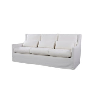 Curated White Sloane Sofa