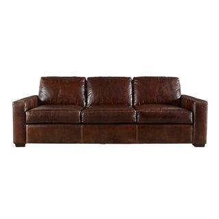 Curated Leather Oliver Sofa