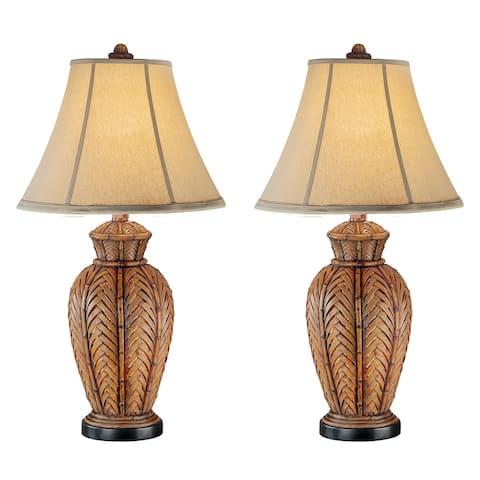 Seahaven Wicker Table Lamp