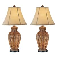 Seahaven Wicker Table Lamp