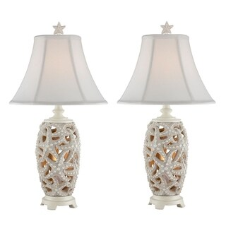 """Seahaven Accent Starfish Night Light Table Lamp 24.5"""" high"""