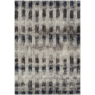 Couristan Inc. Easton Skyscraper Bone/Natural Area Rug (7'5 x 5'3)