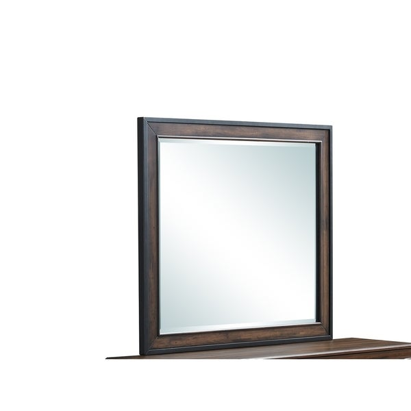 Global Furniture Cassandra Mirror - Brown