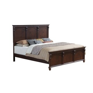 Global Furniture Buckingham bed (2 options available)